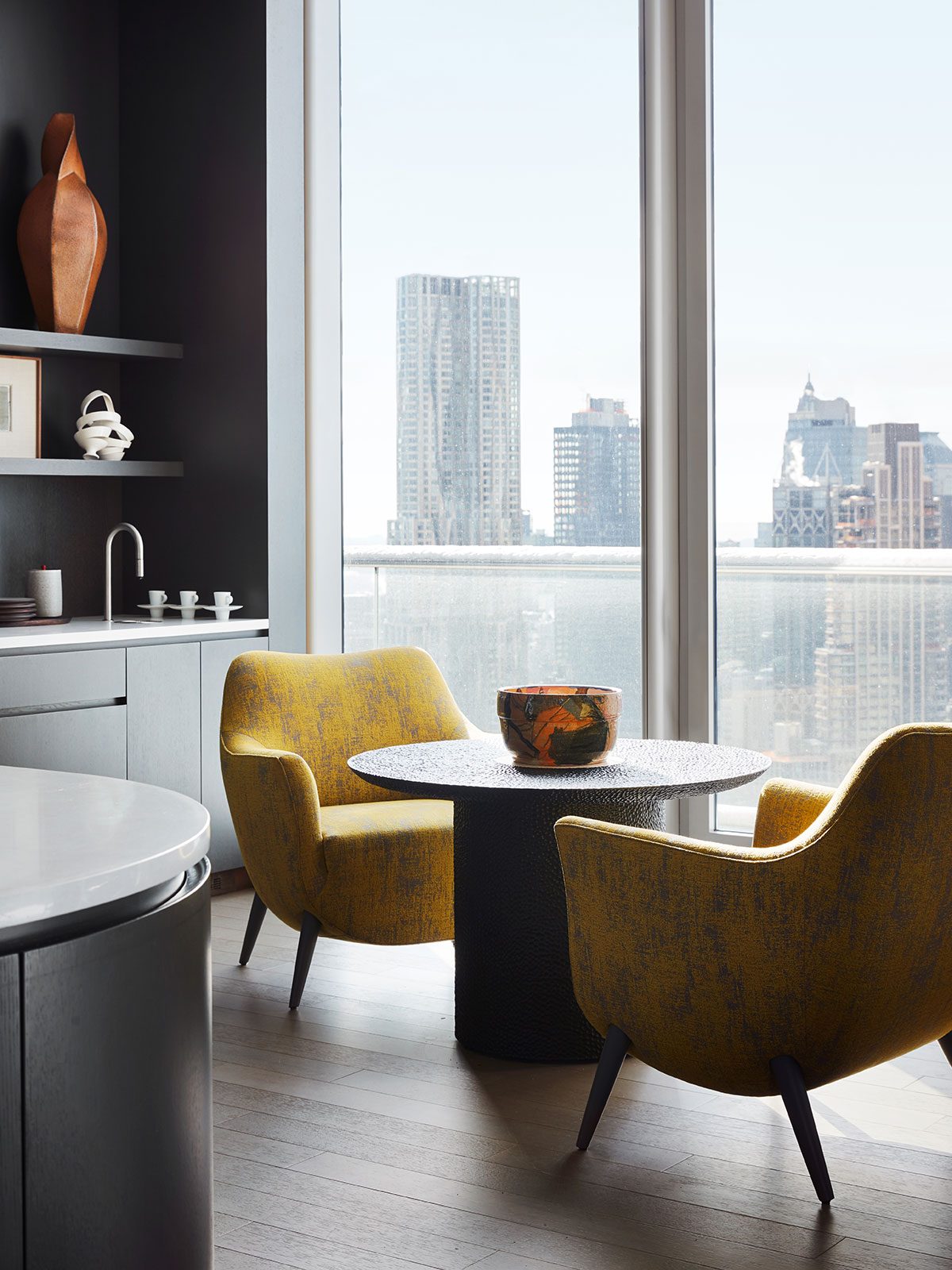 downtown manhattan residence