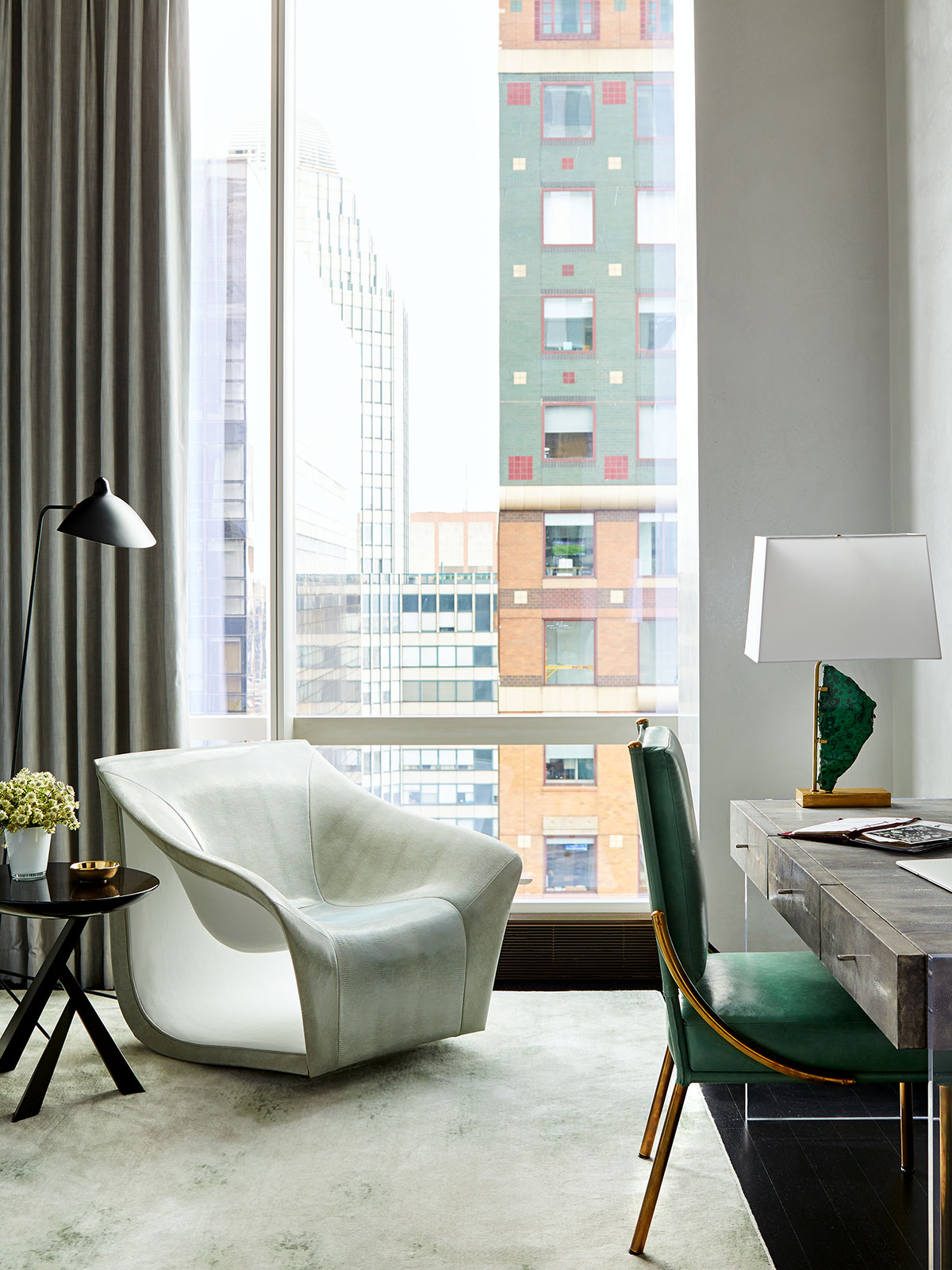 midtown pied a terre